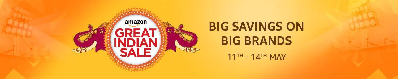 Amazon great India sale