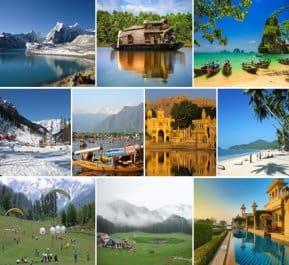 Destinations In India