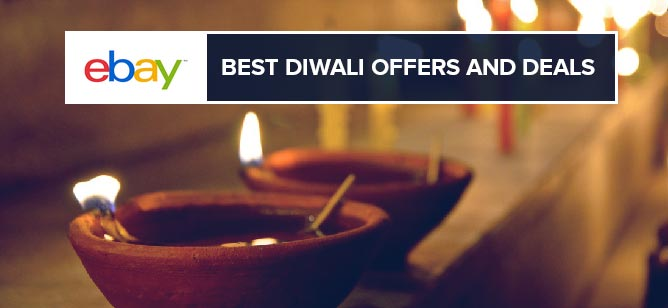 Ebay Diwali Best Deals and Offers