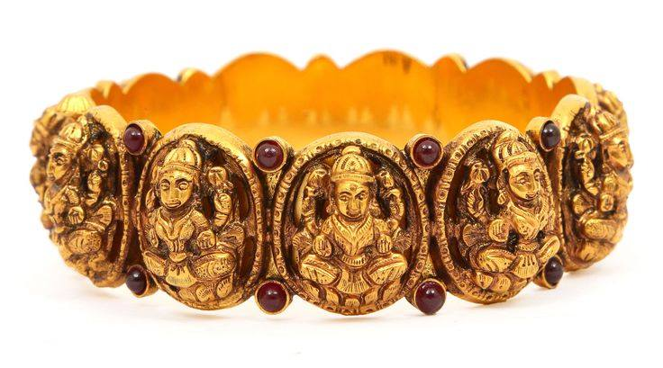 Antique Ashtalakshmi Bangles