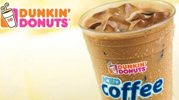 Dunkin Donuts Coffee Bend Recipe