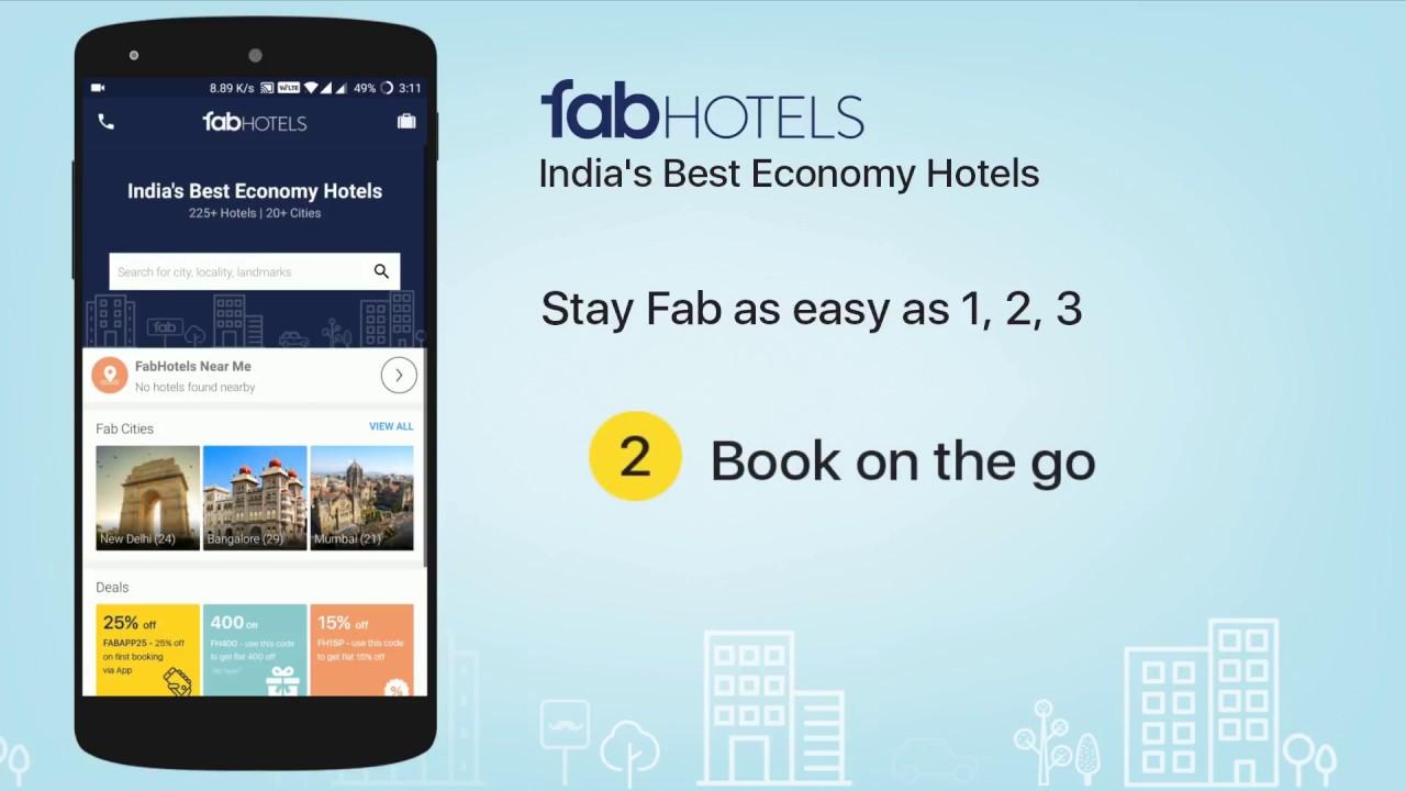 Fabhotel App