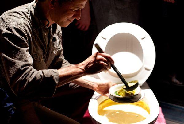Delicieux Toilette La Soupe