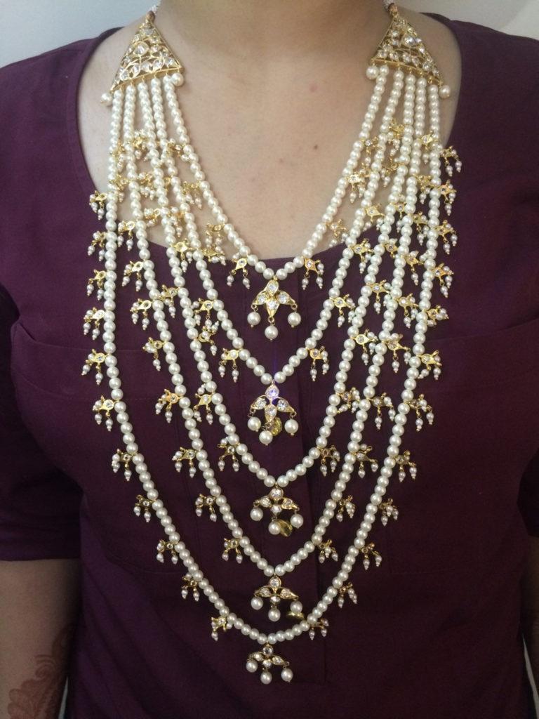 Nawabi Jewellery