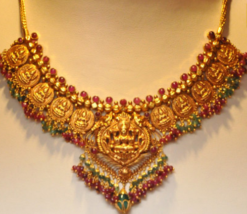 The Ashtalakshmi Pieces