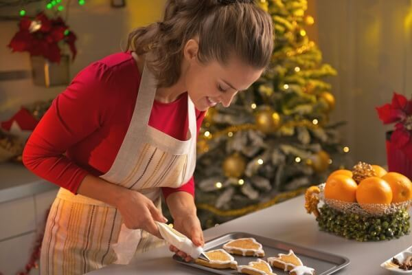 Baking Class in Christmas