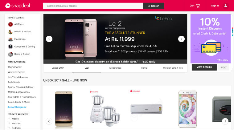 Electronics Products Offers