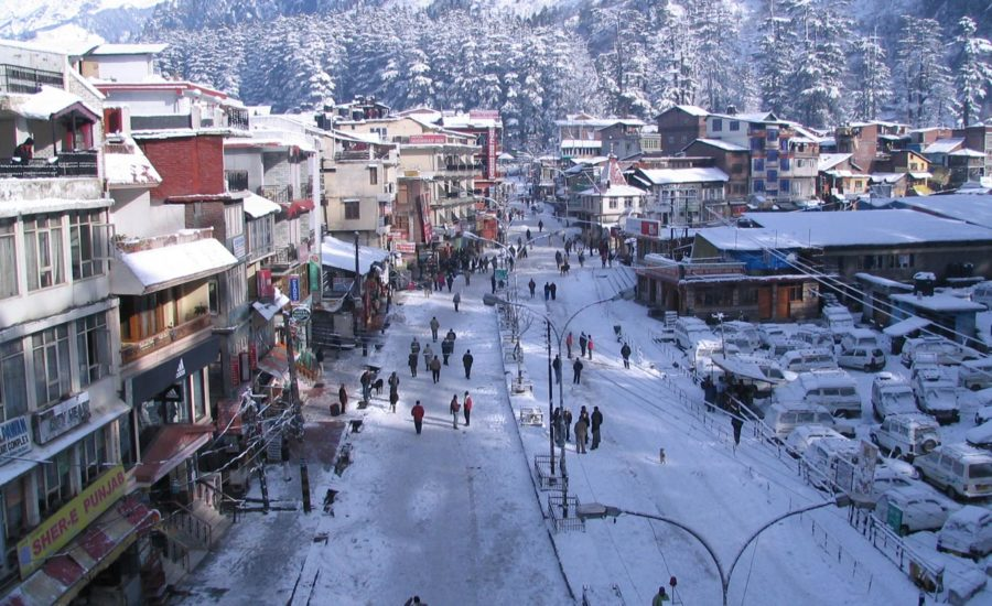 Hotels in Manali