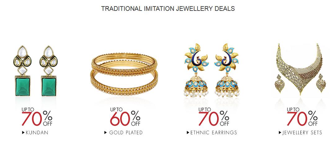 Jewelry offers