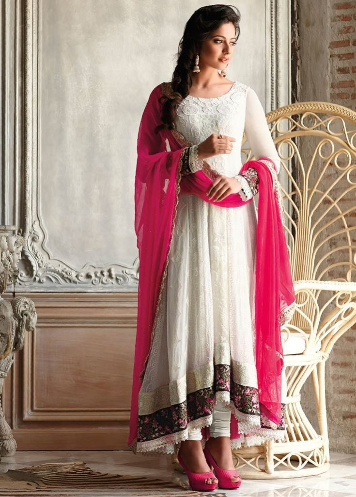 Trail Anarkali Suits