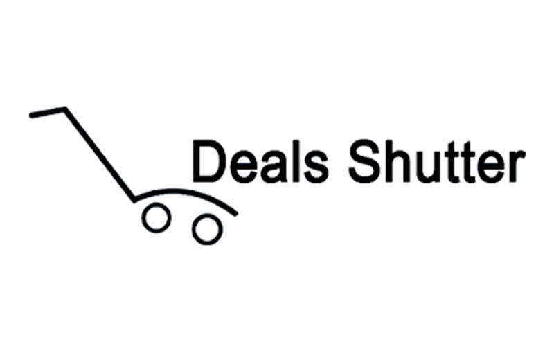 dealsshutter logo, coupons
