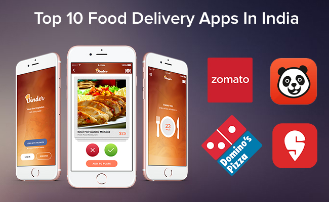 Top 10 Cheap Online Food Order Apps in India You must Try
