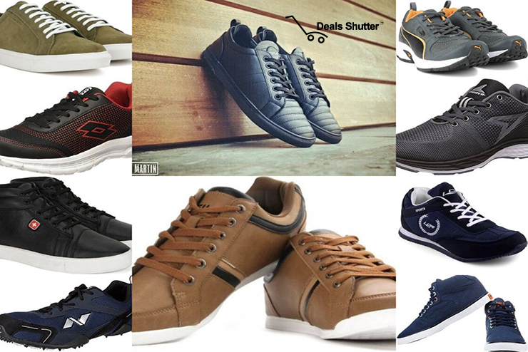 Branded Shoes Under Rs 1500