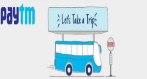 Discount on Paytm Bus Tickets