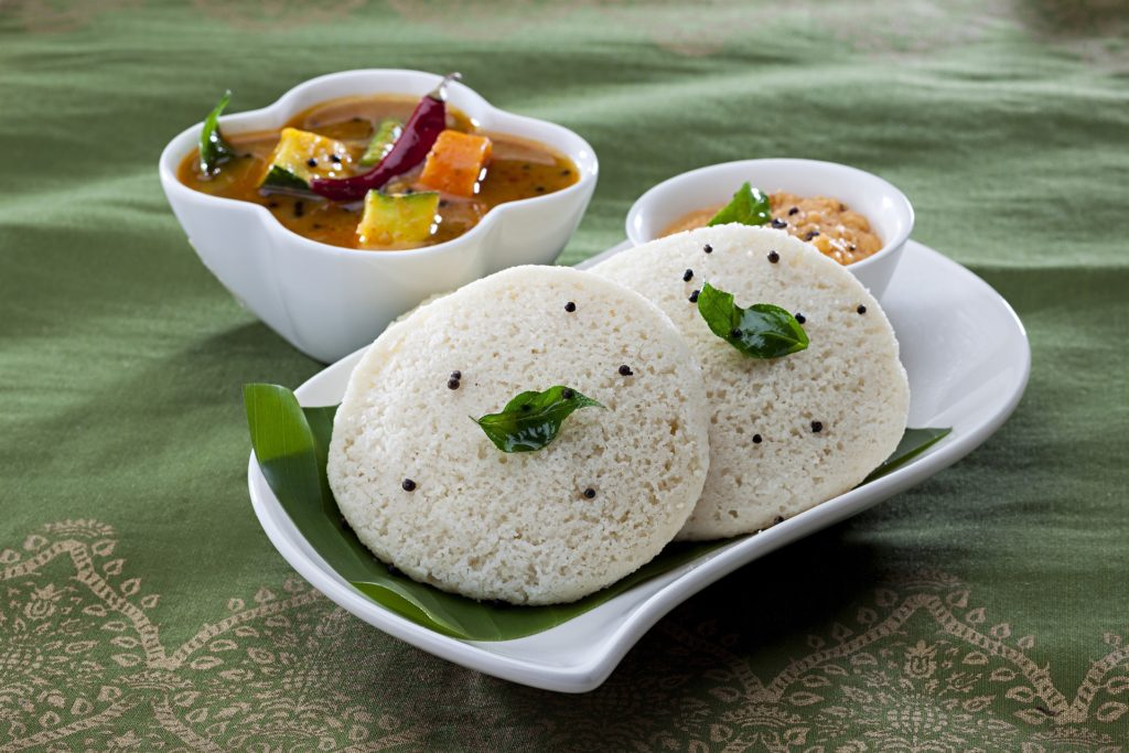 South Indian Idli