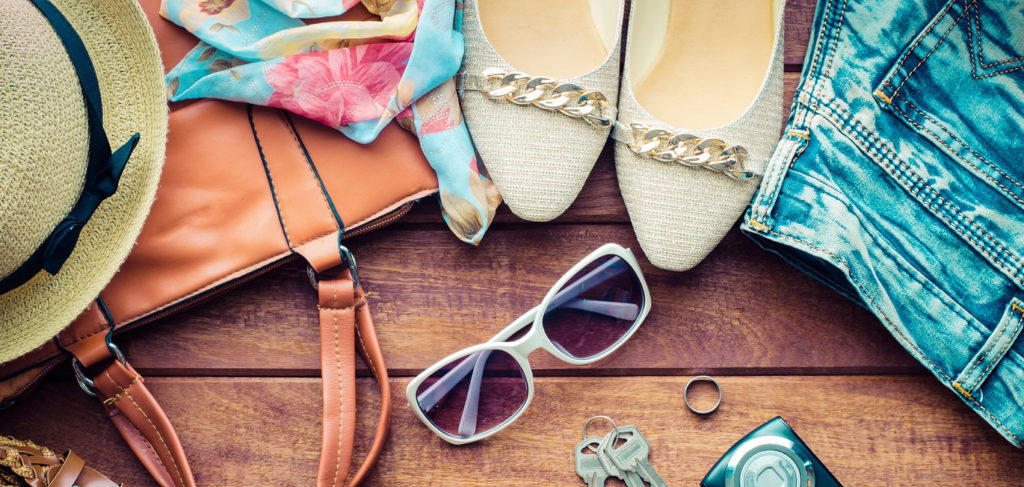accessories and footwear