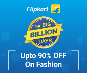 Flipkart Big Billion Days Sale Offers 2018