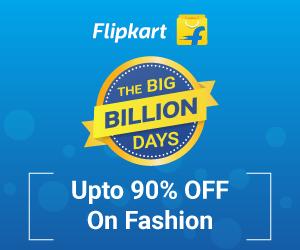 Flipkart Big Billion Days Sale Offers 2018