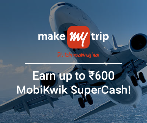 MakeMyTrip Flight Coupons and Deals