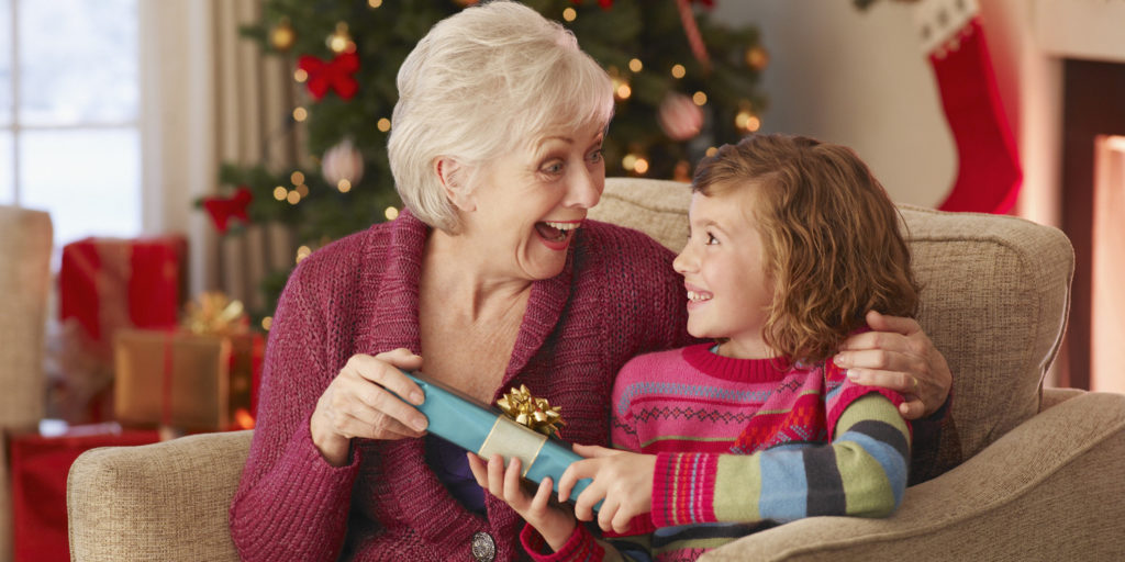 xmas gift ideas for grandparents