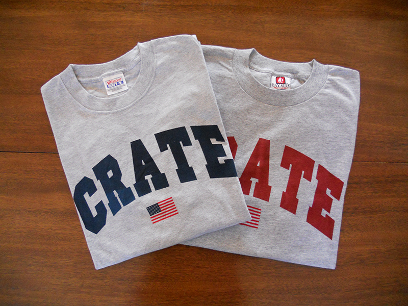 crate fashion brand