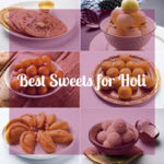best sweets for Holi