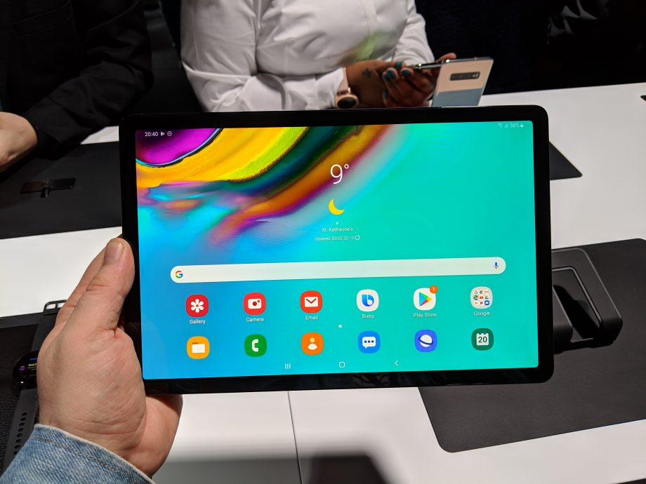 samsung latest tablet in India