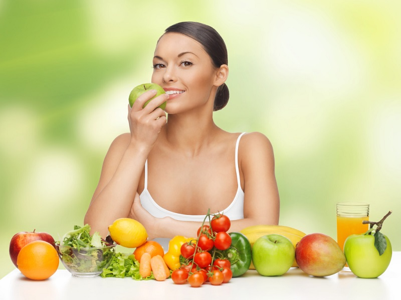 Vitamin C rich diet for healthy skin