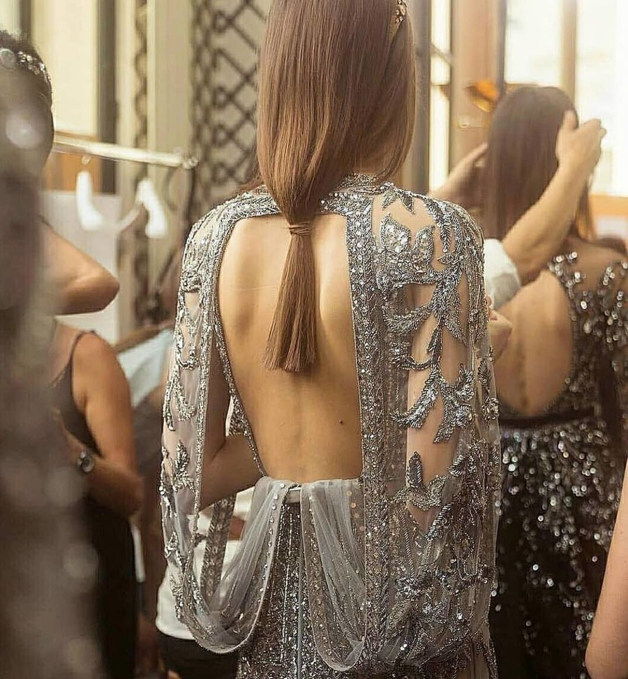 Backless Blouse Designs Images