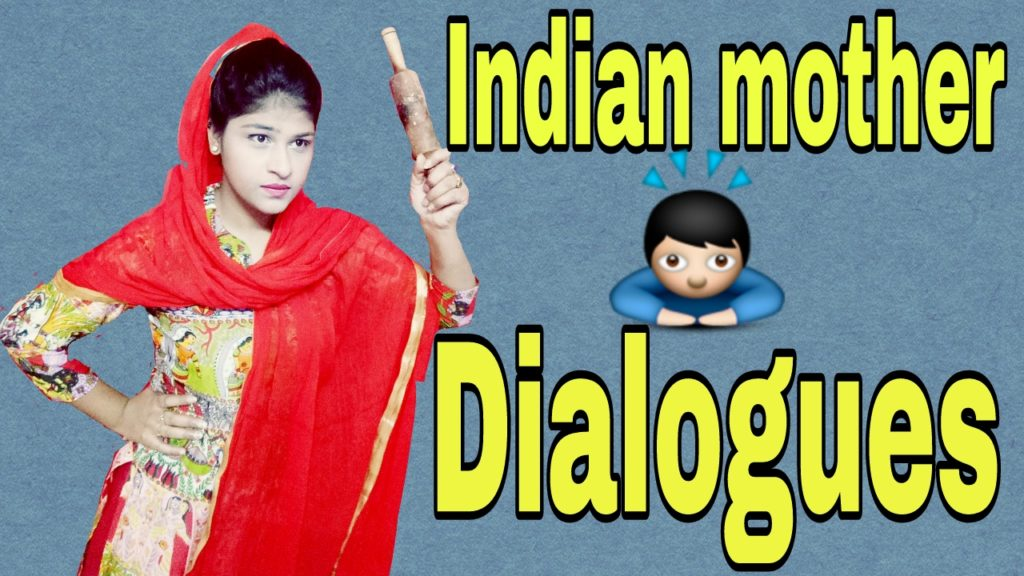 Indian Mother Dialogues