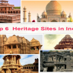 Top 6 heritage sites in India
