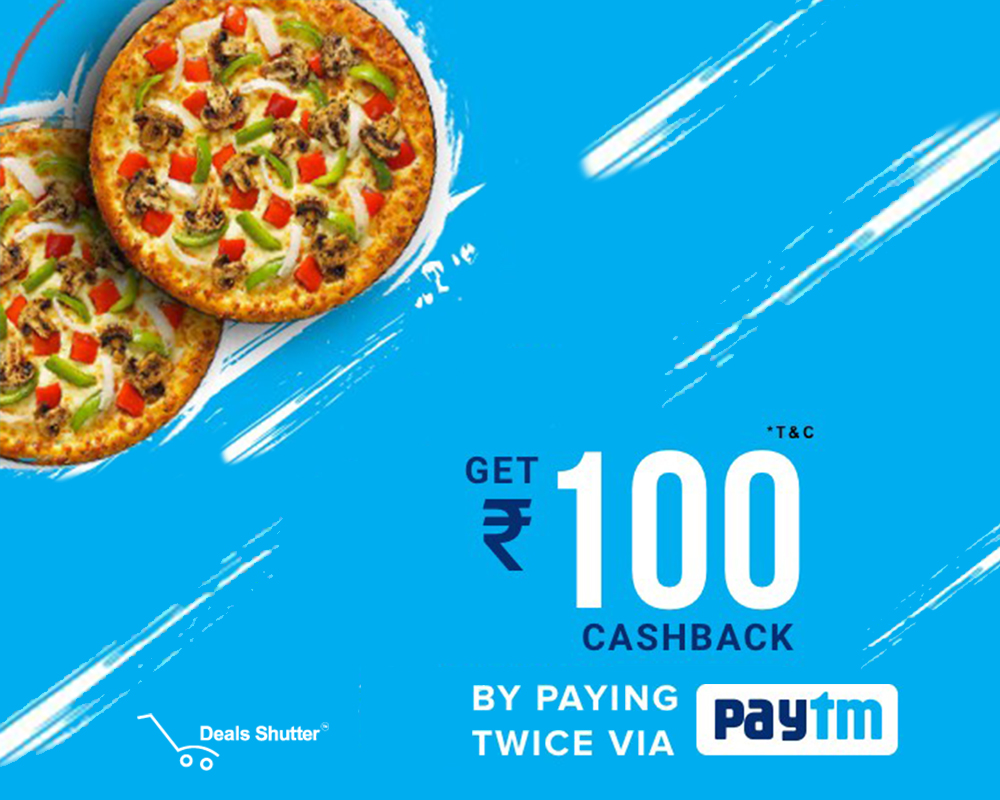 Dominos Paytm Offer