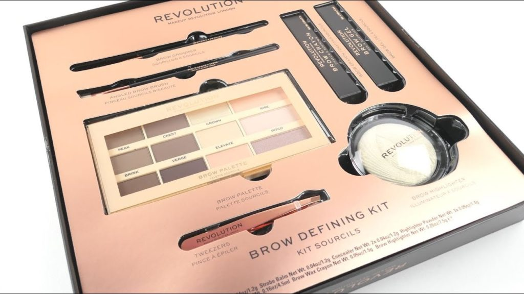 Bridal Makeup Revolution Kit
