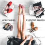 latest ladies footwear designs