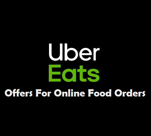 Online food offers