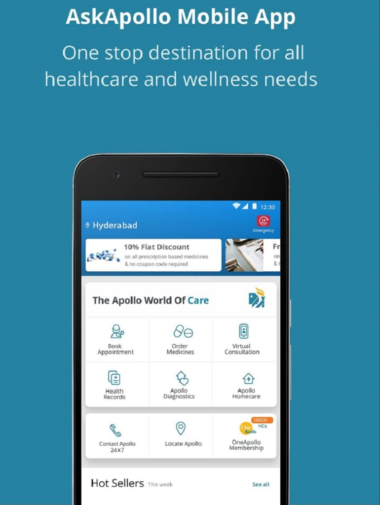 Ask Apollo Mobile App