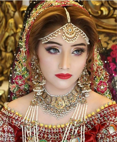 Bridal Jewellery Gold