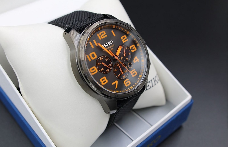 Seiko SSC233 Sports Solar Watch