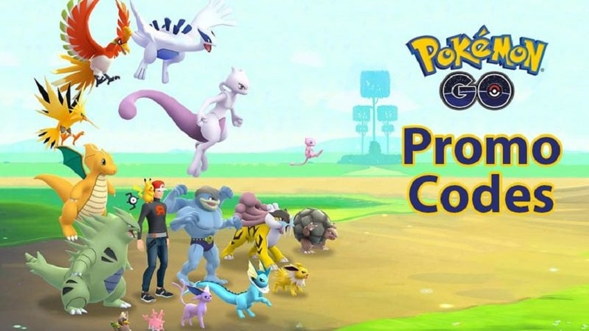 Pokémon Go Promo Codes