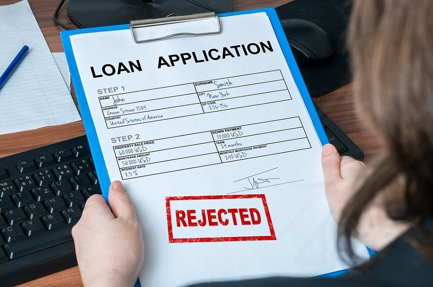 Rejected Loans