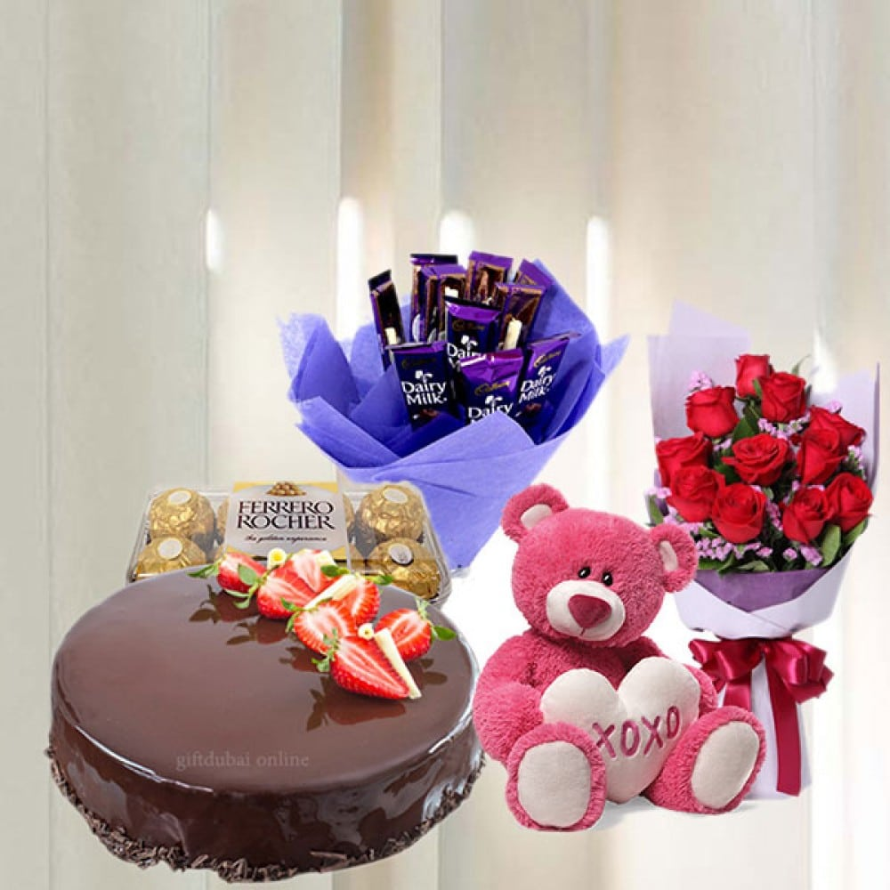 Teddy Day Combos