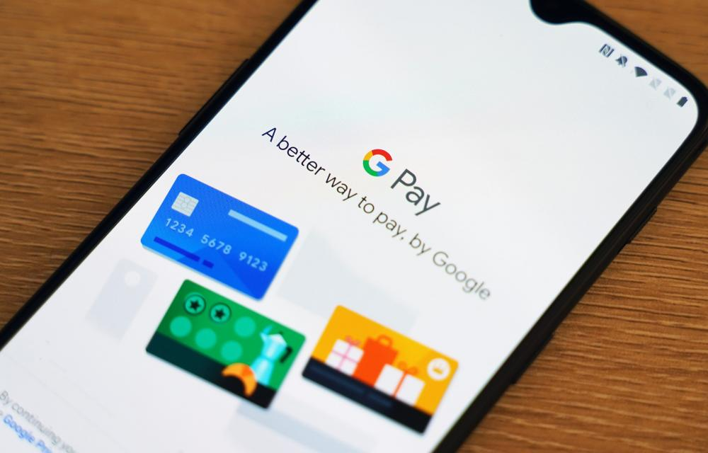 Google Pay Mobile Wallet- Best E wallet In India