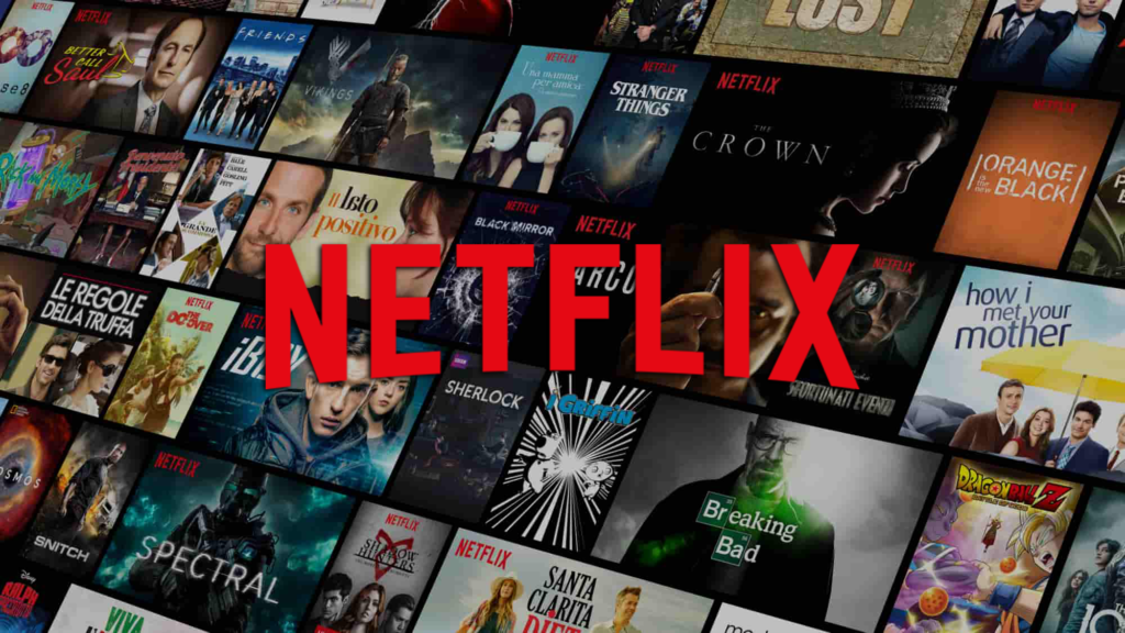 Netflix Video Streaming Apps