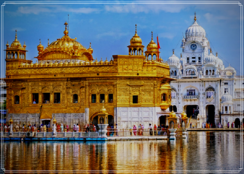Shree Golden Temple Amritsar