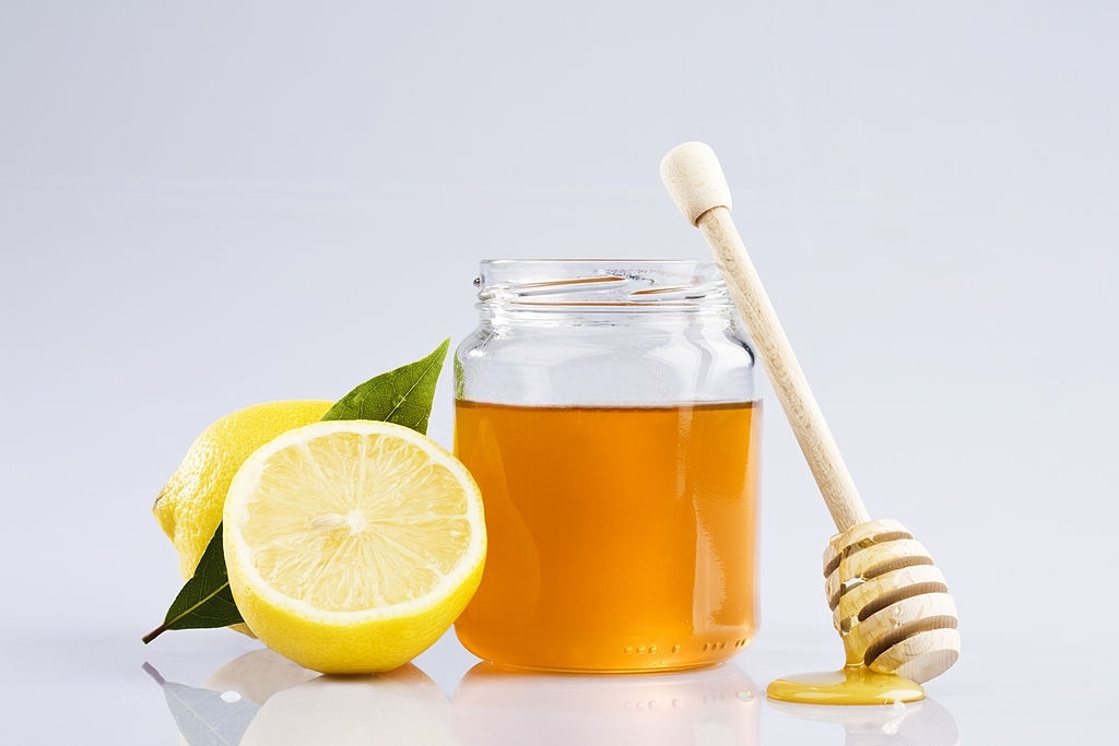 Lemon and Honey Face Mask