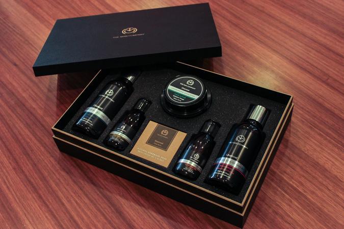 The Man Company Gift Set