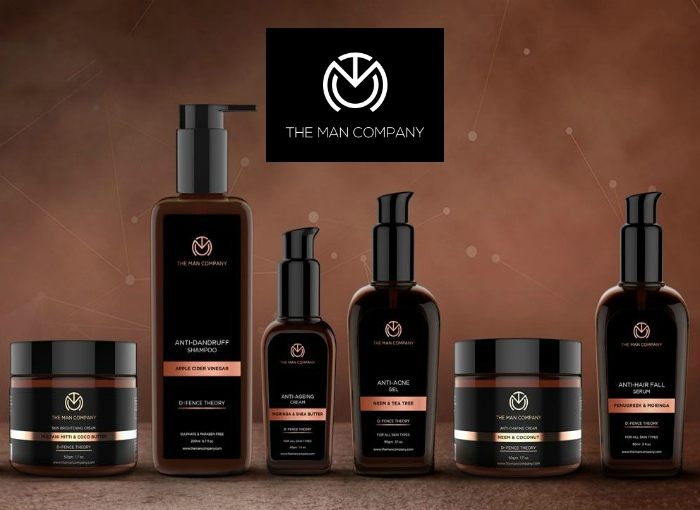 The Man Company Products
