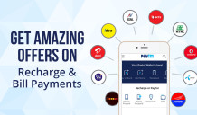 Recharges and Bill Payments Offers