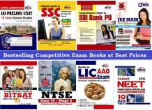 Competitive Exam Books Offers