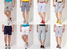 Men's Shorts and Capris Offers